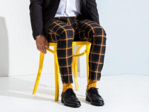 Le-pantalon a carreaux pour l automne