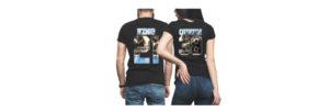 t-shirts pour couples